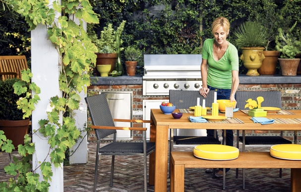 Planning for the Perfect Outdoor Kitchen