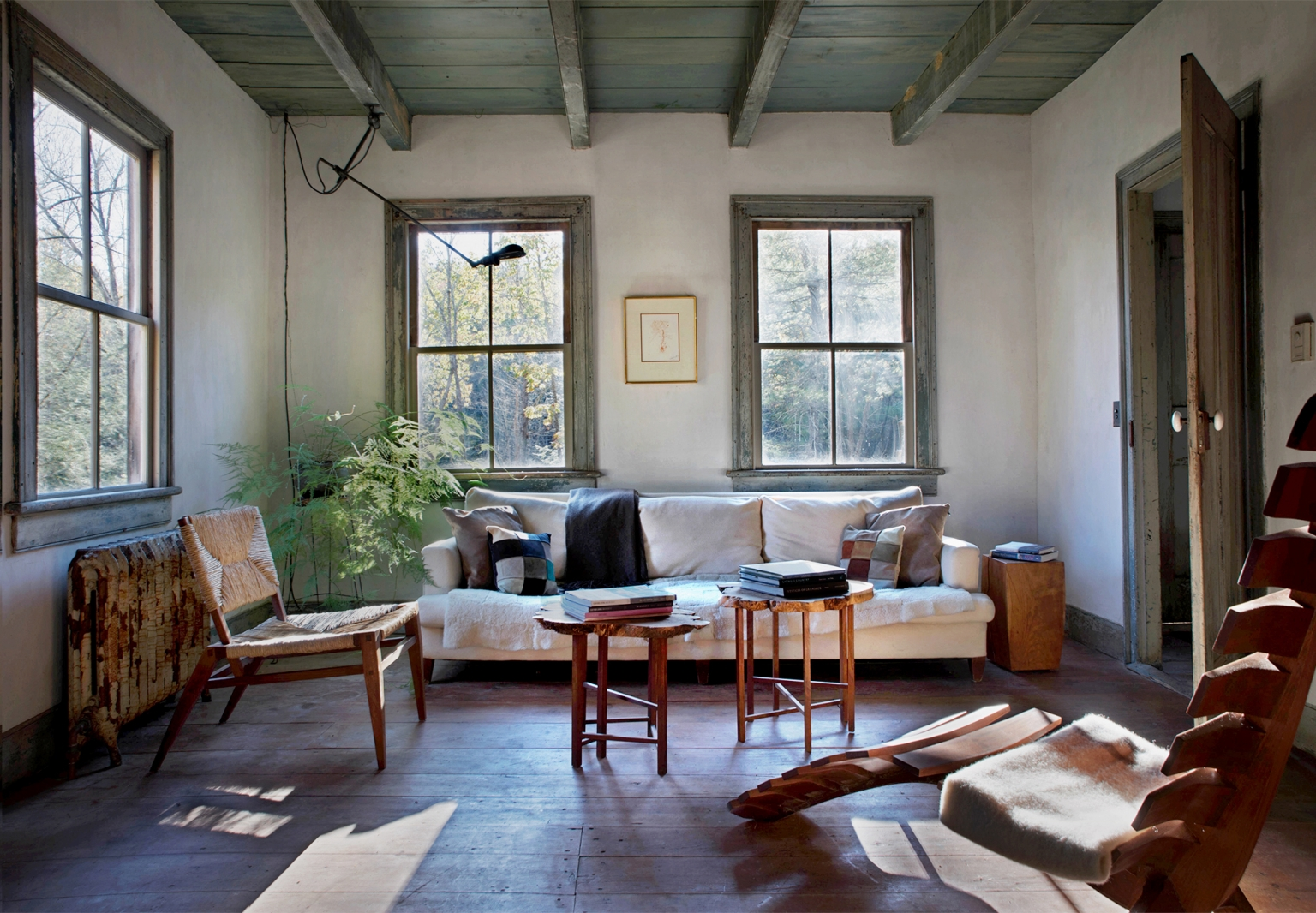 Saved from Abandonment: A Historic Hudson Valley Farmhouse Receives the Ultimate Makeunder