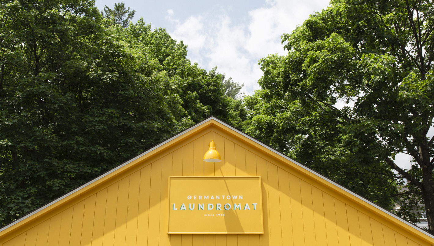 The Germantown Laundromat: An Eco-Minded Gathering Spot in the Hudson Valley, Mending Services Included