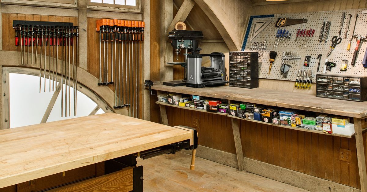 All About Building a Workshop