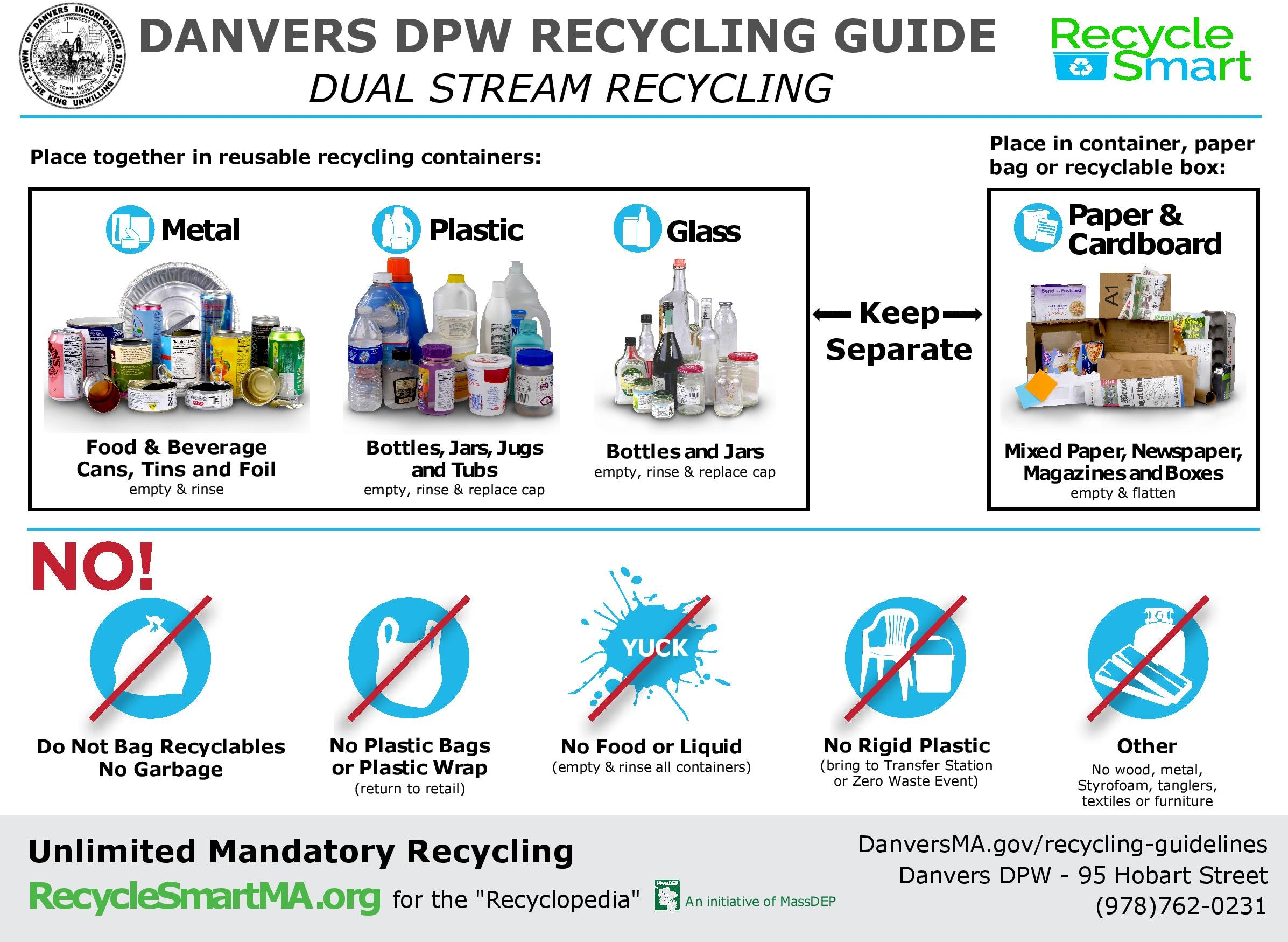 How to Boost Recycling