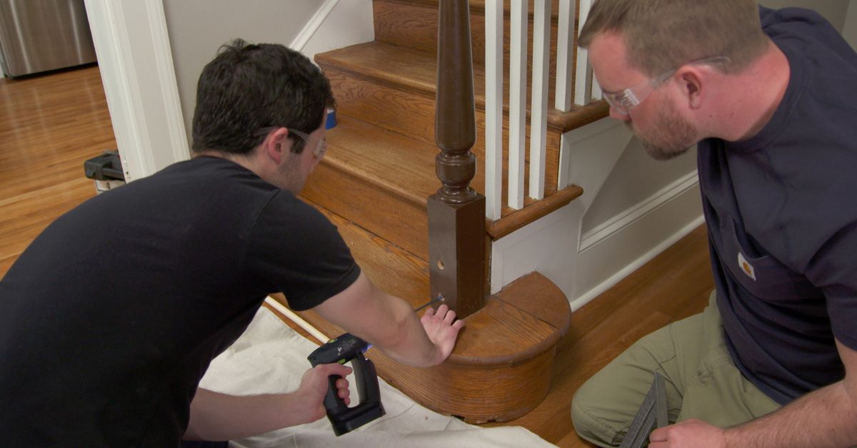 S18 E13: Loose Railing, Smart Thermostat