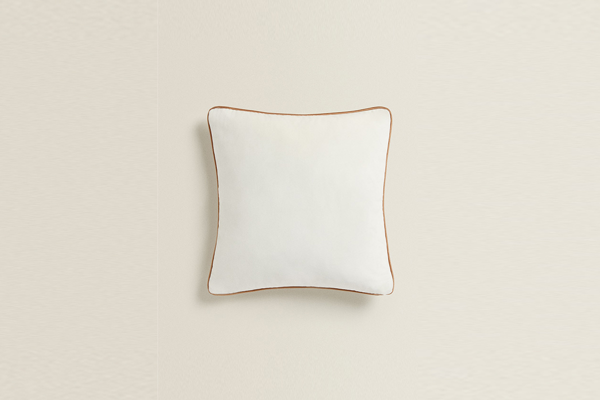 Trend Alert: Piped Pillows of All Hues (Plus Nine to Buy)