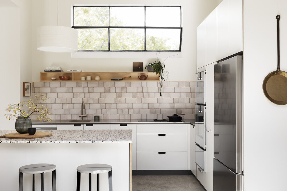 Kitchen of the Week: A Sensitive and Considered Renovation, by Australian Kitchen Maker Cantilever