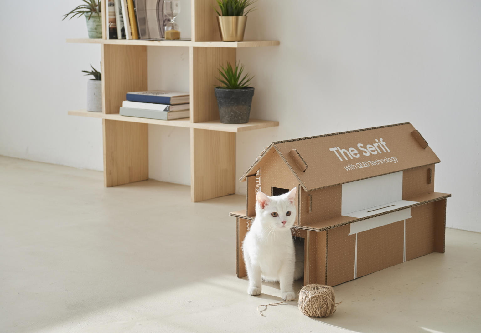 A Better Box: DIY Projects from Samsung's New Cardboard Packaging