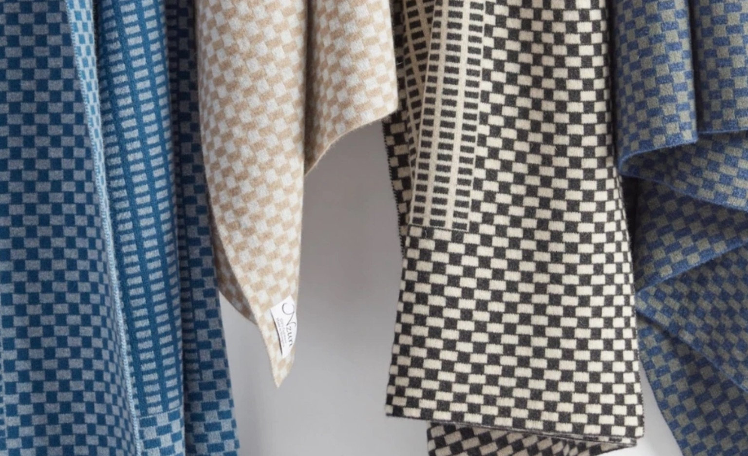 Nzuri Textiles: Luxury Pillows and Throws from Africa and Mongolia