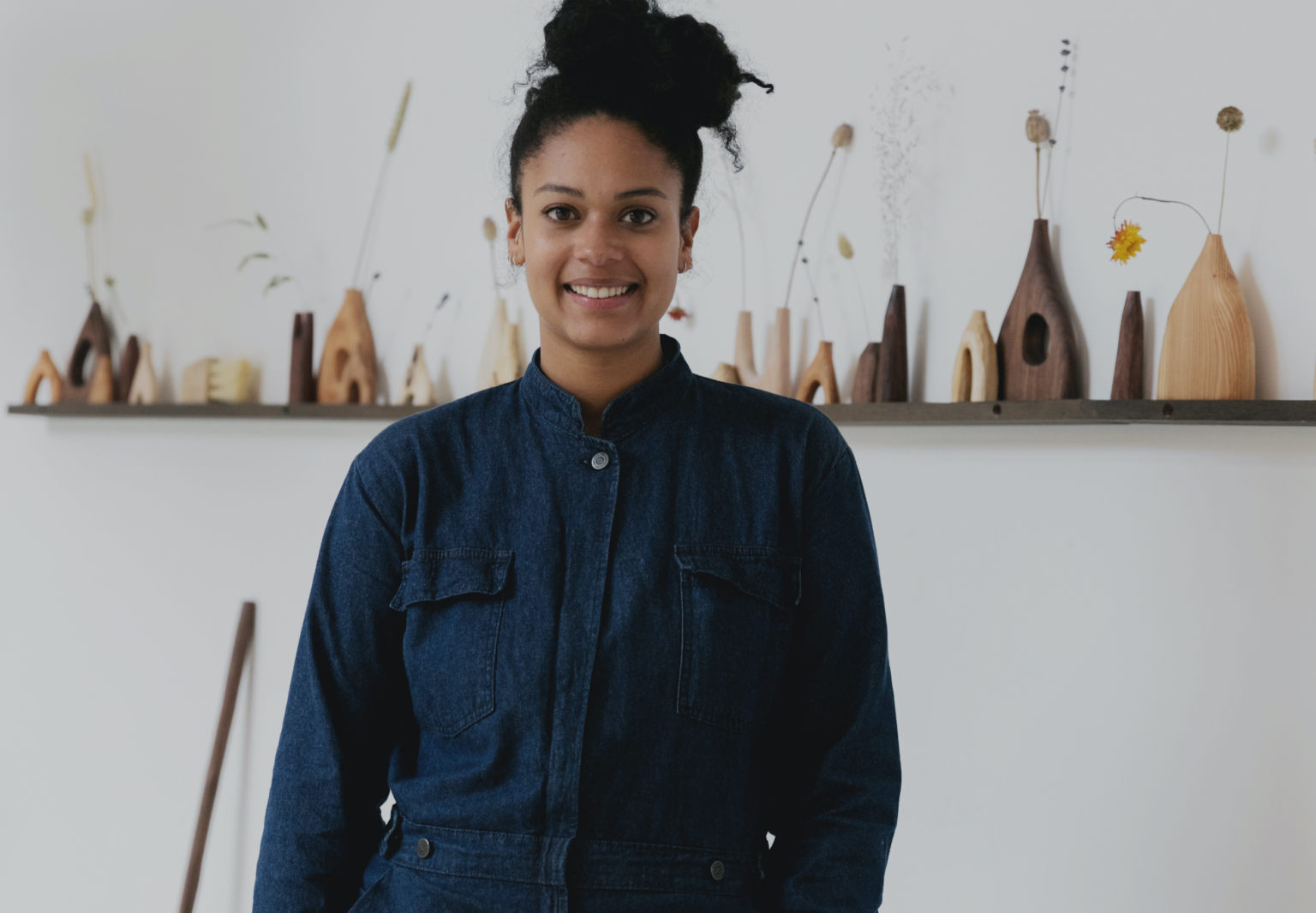 Currently Coveting: London Artist Sophie Sellu's Functional Wood Sculptures