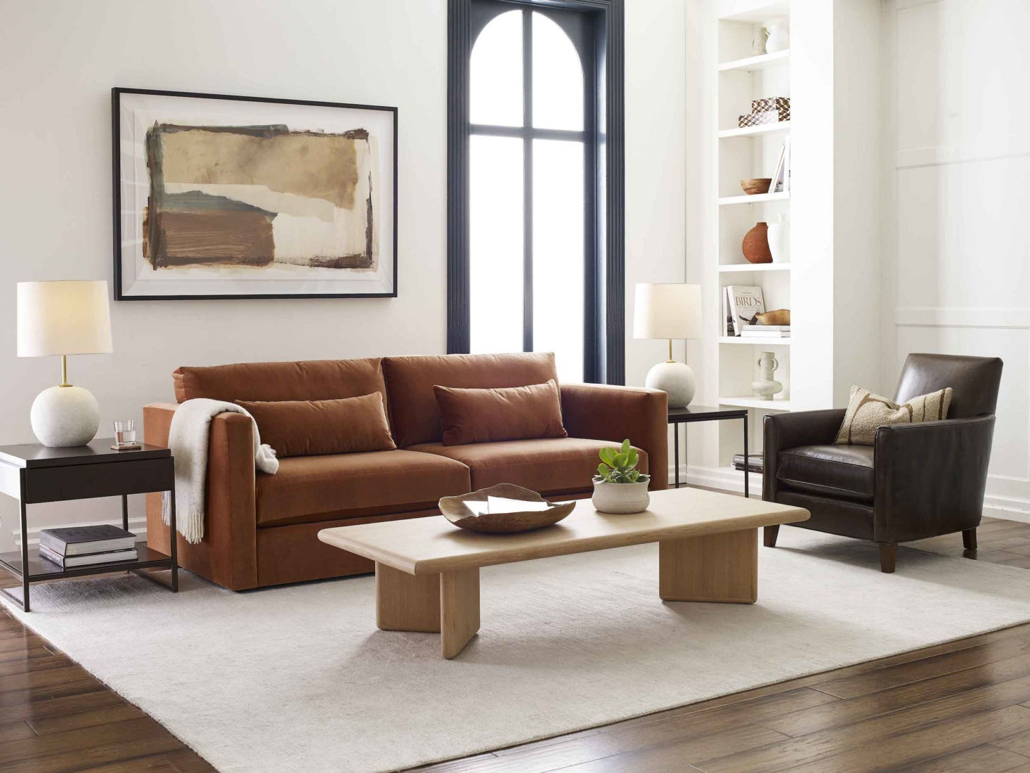 Reflections on Home: Multifunctional Furnishings Built for Comfort, from Mitchell Gold + Bob Williams