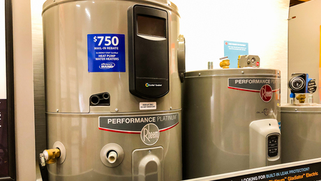 The Future of Hot Water Is Heat Pumps