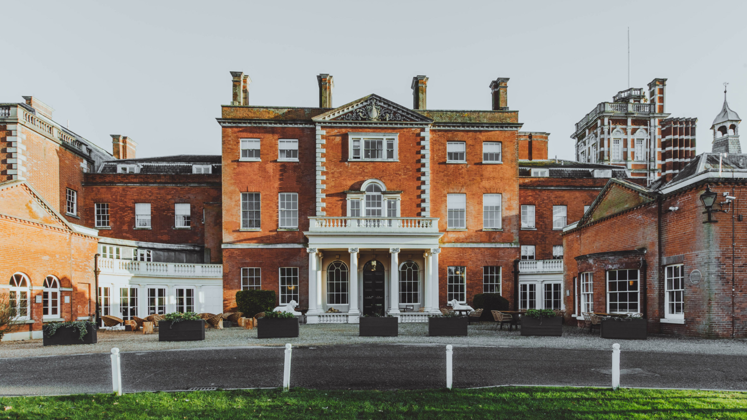 'Hotel of the Year': The Birch in Hertfordshire, England