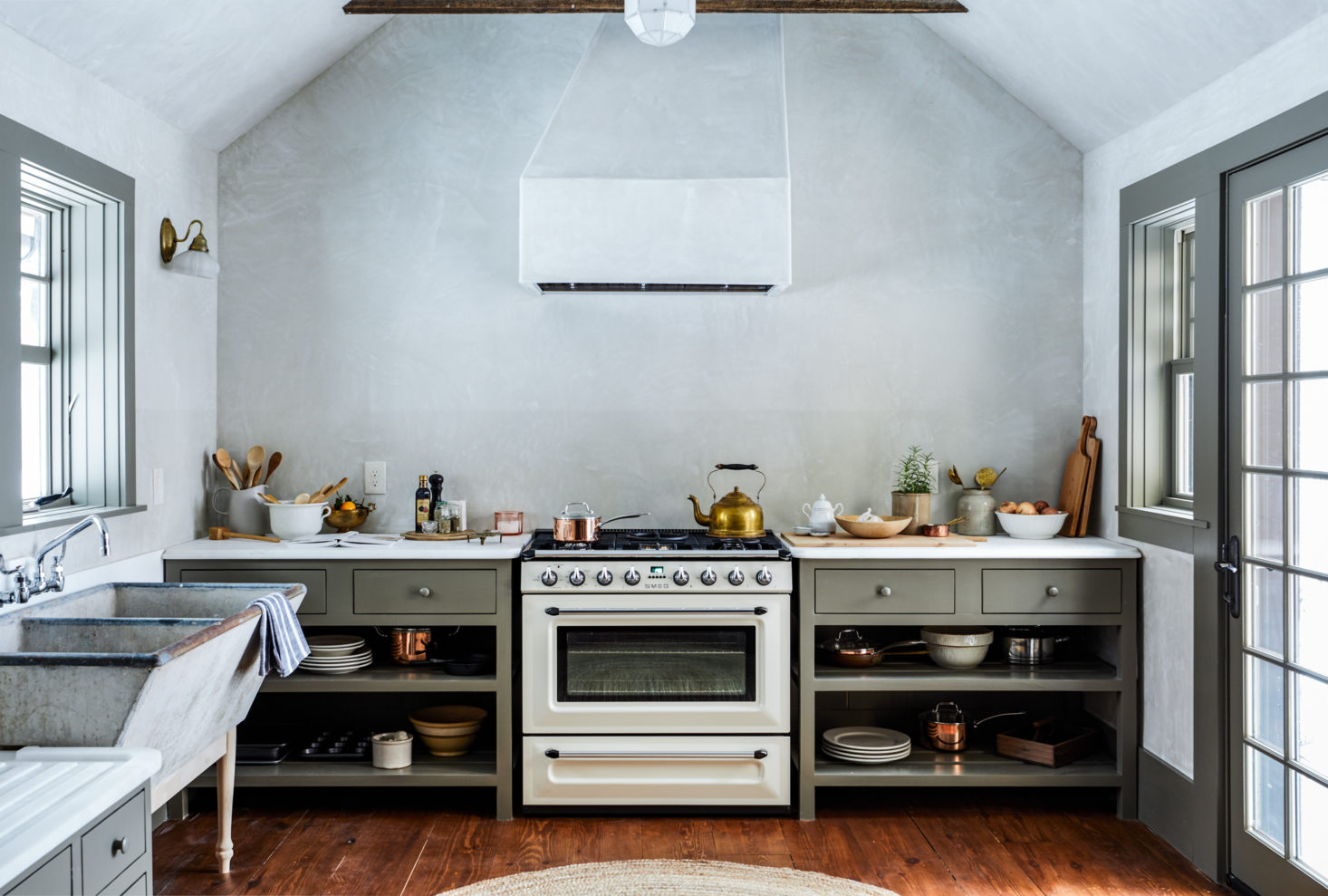 Steal This Look: A New York Kitchen with Old World Charm