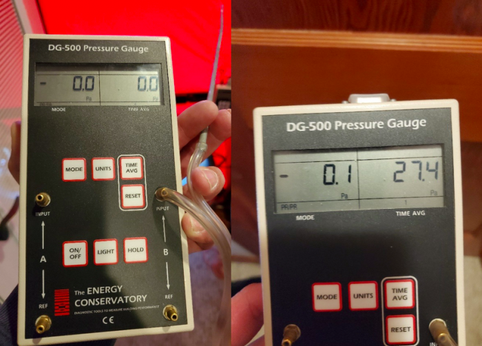 Using a Blower Door for Zonal-Pressure Testing