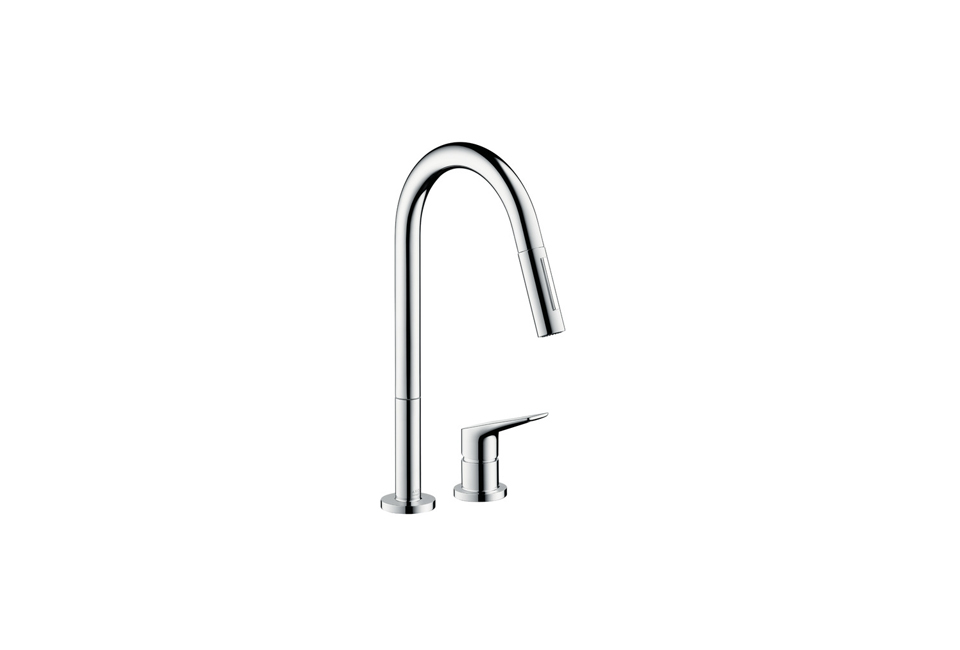 10 Easy Pieces: Architect-Designed Faucets