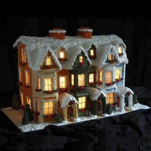 99 Amazingly Crafted Gingerbread Houses