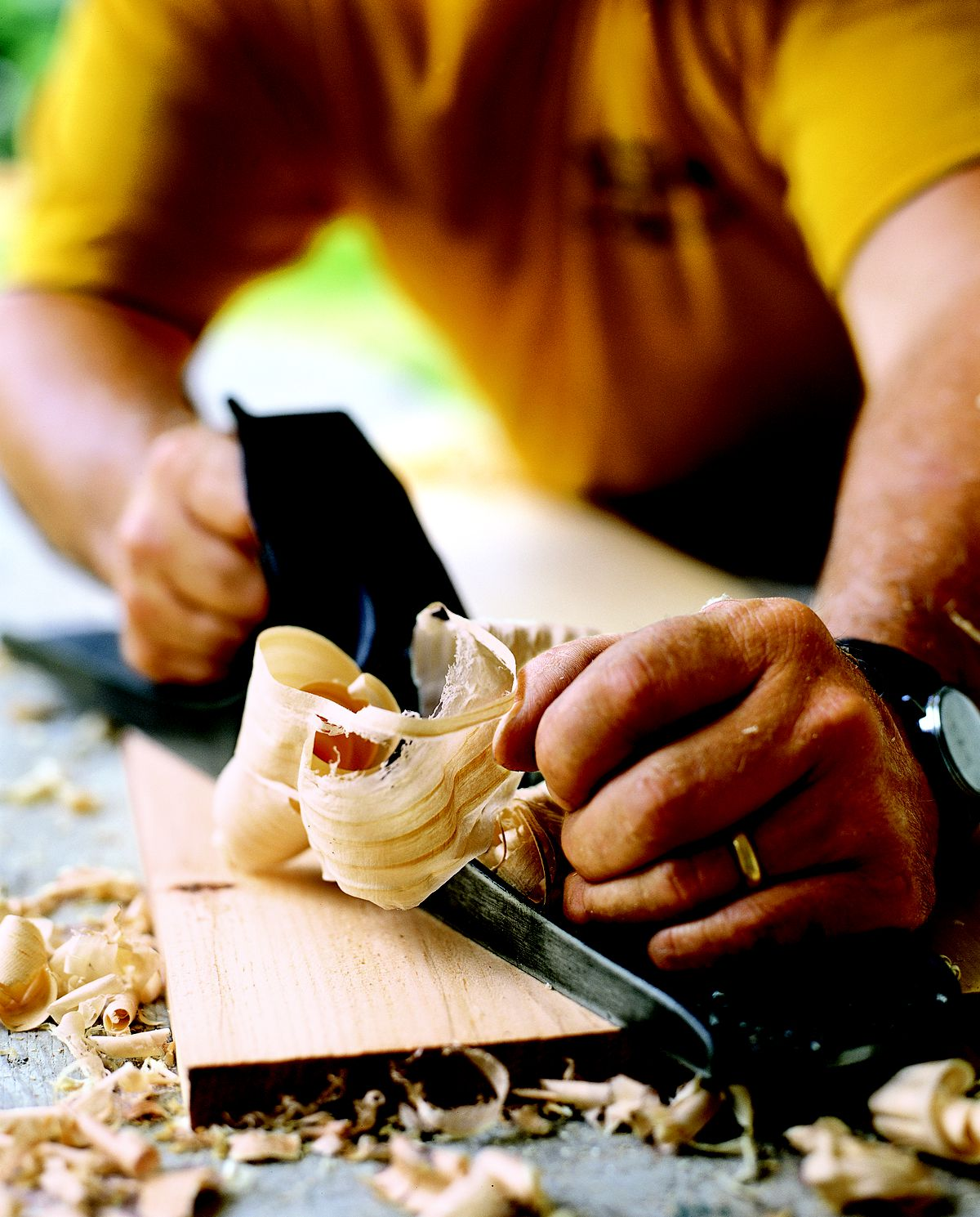 Choosing and Using Hand Planes
