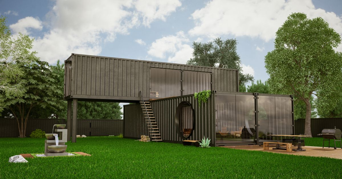 All About Shipping Container Homes