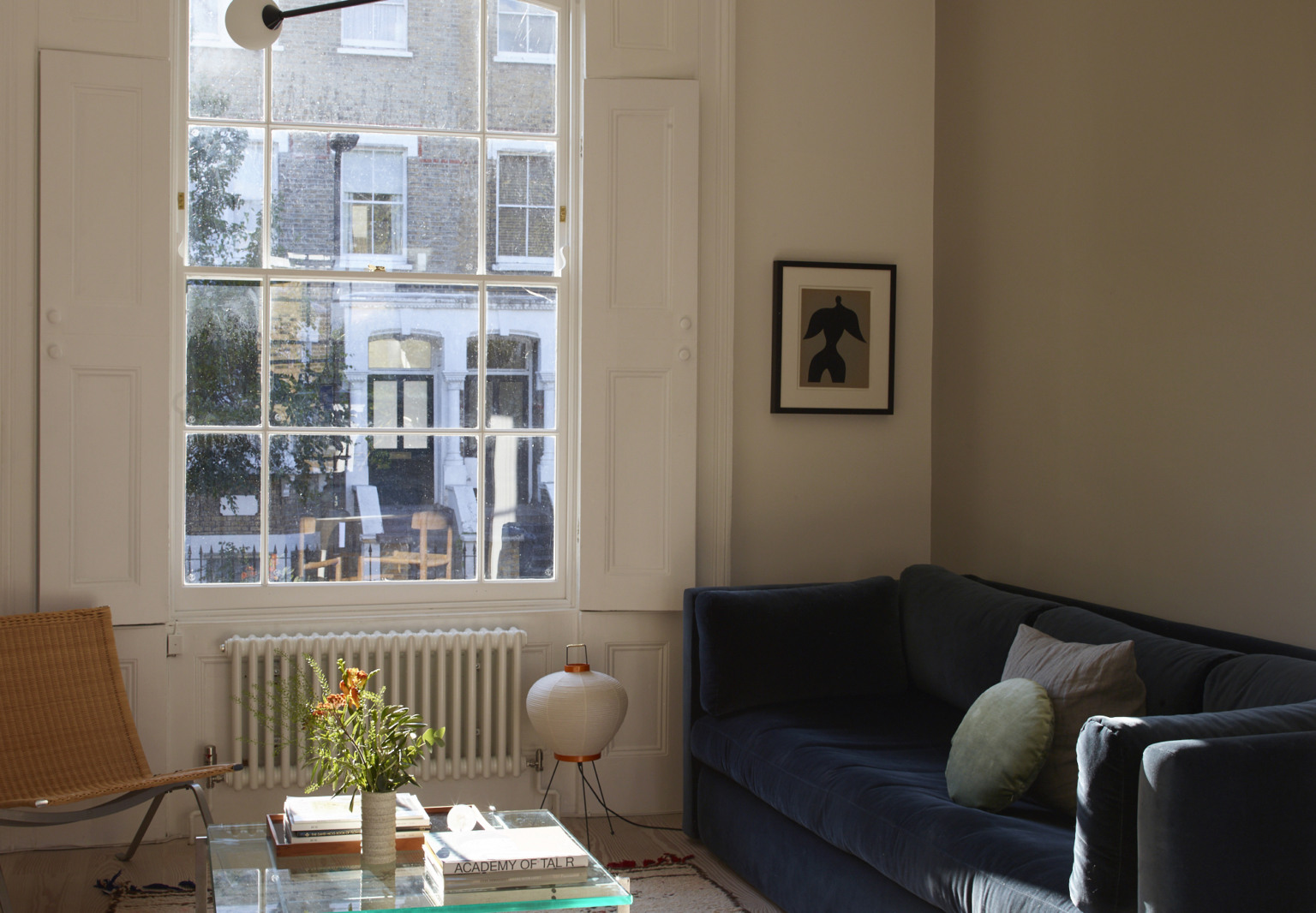A Rehabbed London Maisonette from a Newly Minted Designer, High/Low Secrets Included