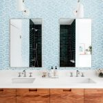Before and After Bath: A Hall Bathroom Gets a Fresh Look