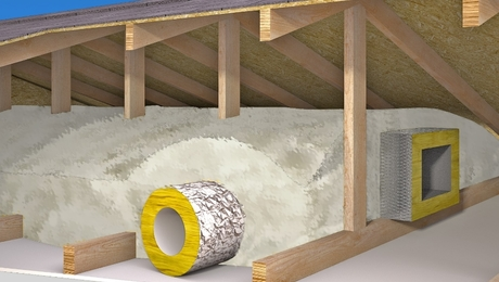 FAQ: Ducts in the Attic
