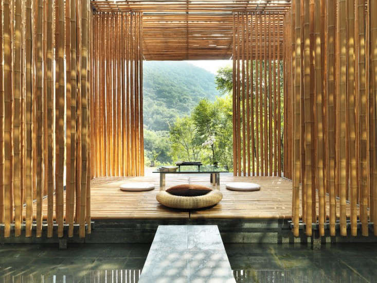 Commune by the Great Wall: Your Own Bamboo Palace
