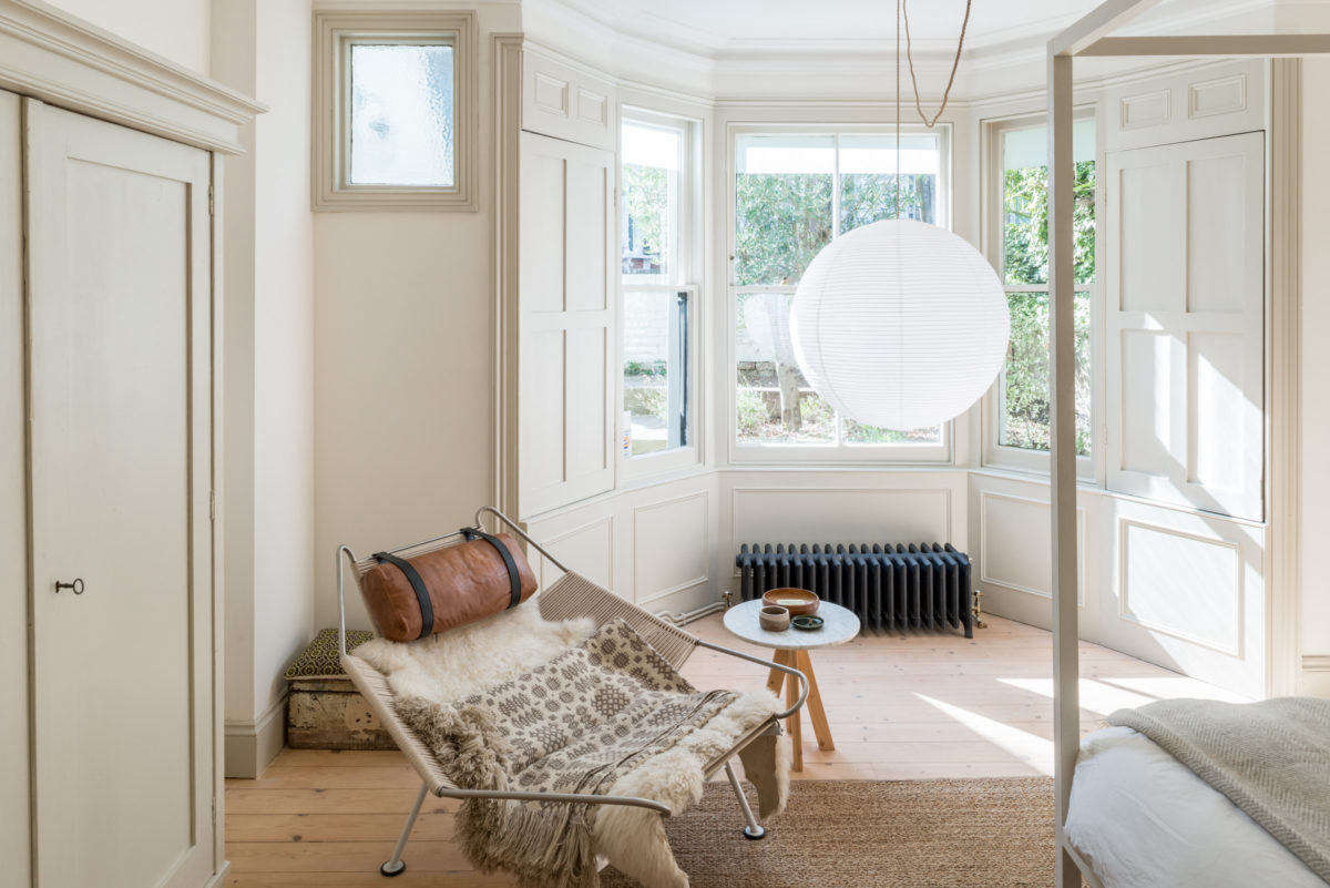 Steal This Look: A Modern Victorian Bedroom in London