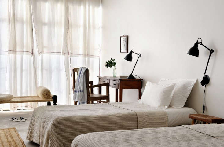 Steal This Look: A Serene Bedroom in Johannesburg