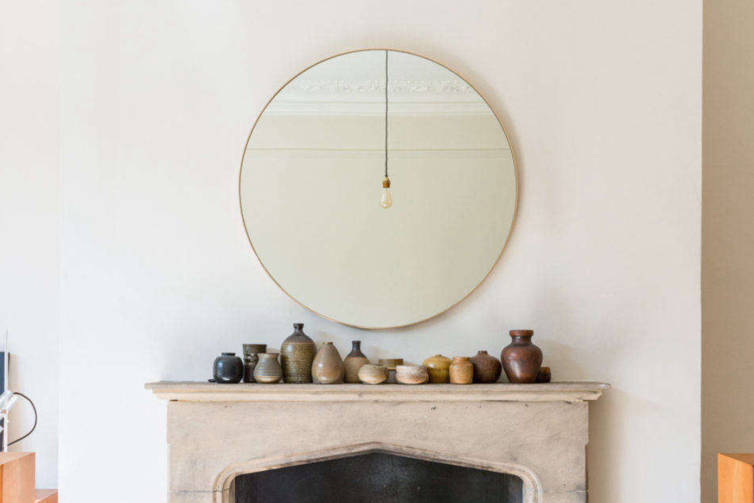 10 Easy Pieces: Simple Round Mirrors