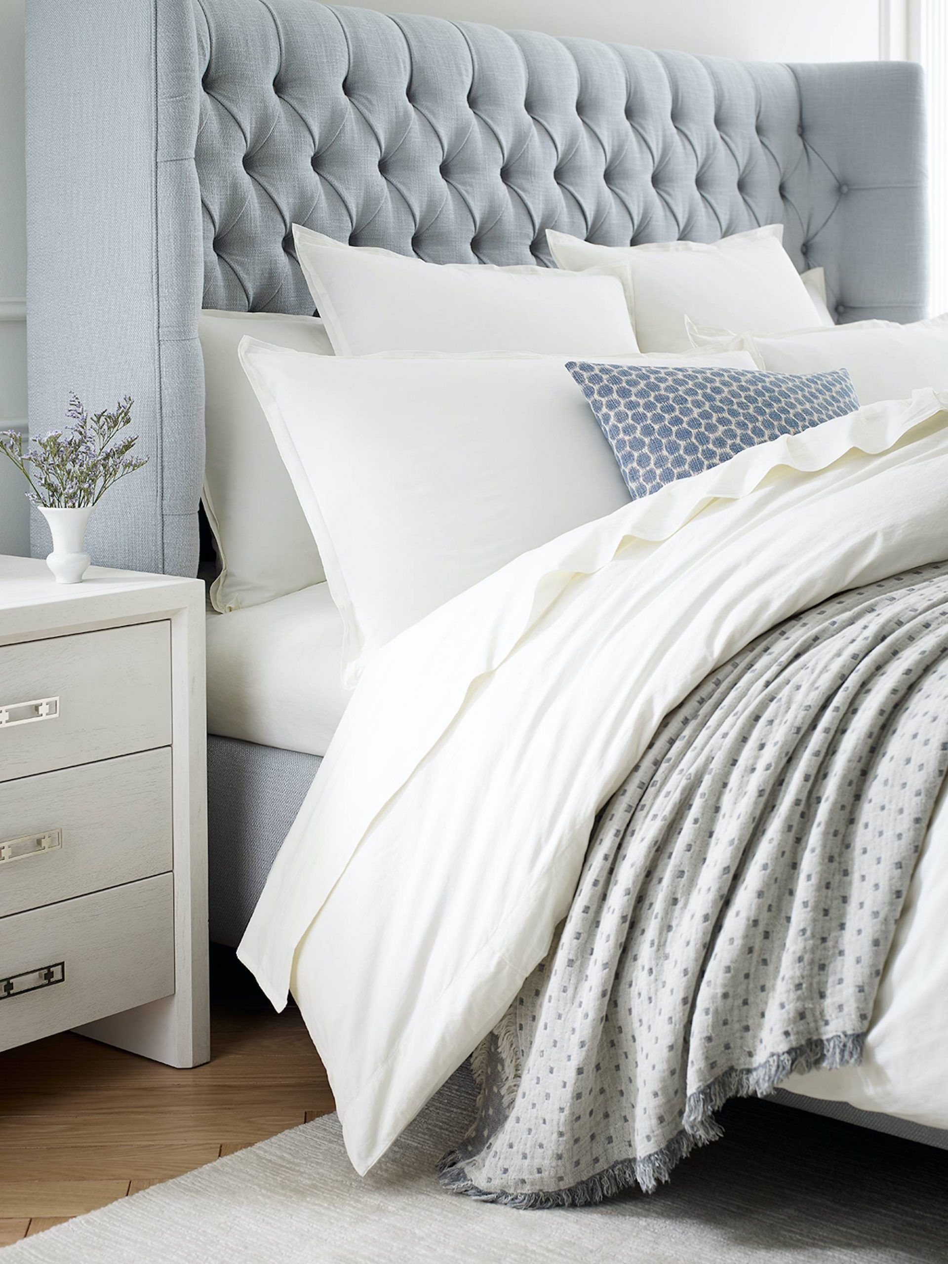 Giveaway: Enter to Win a Spring Bedroom Refresh from Mitchell Gold + Bob Williams