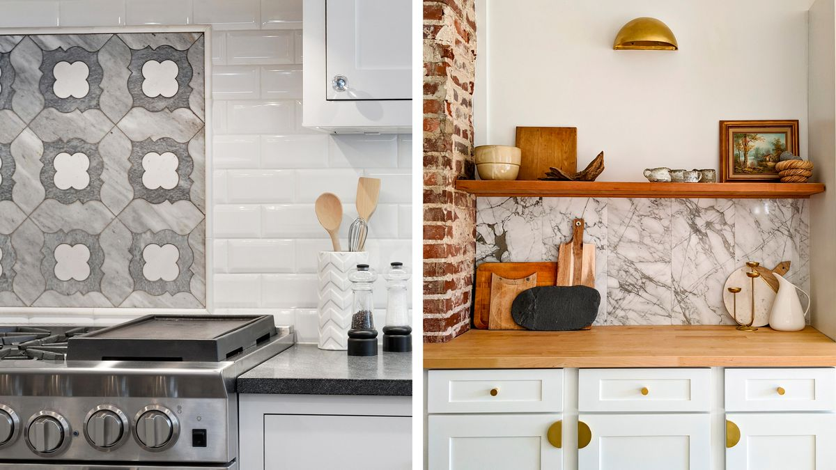 Marble Accent Trends to Try in Your Home