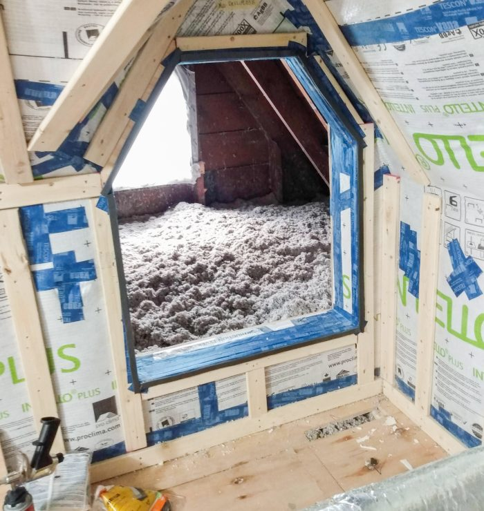 Two Carbon-Smart Ideas in the Attic