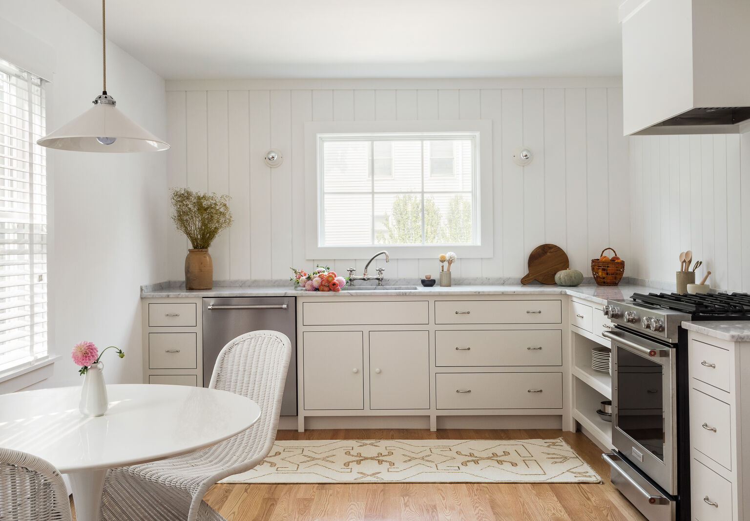 A Petite 1901 House in Concord, MA, Redone by a Former Magazine Creative