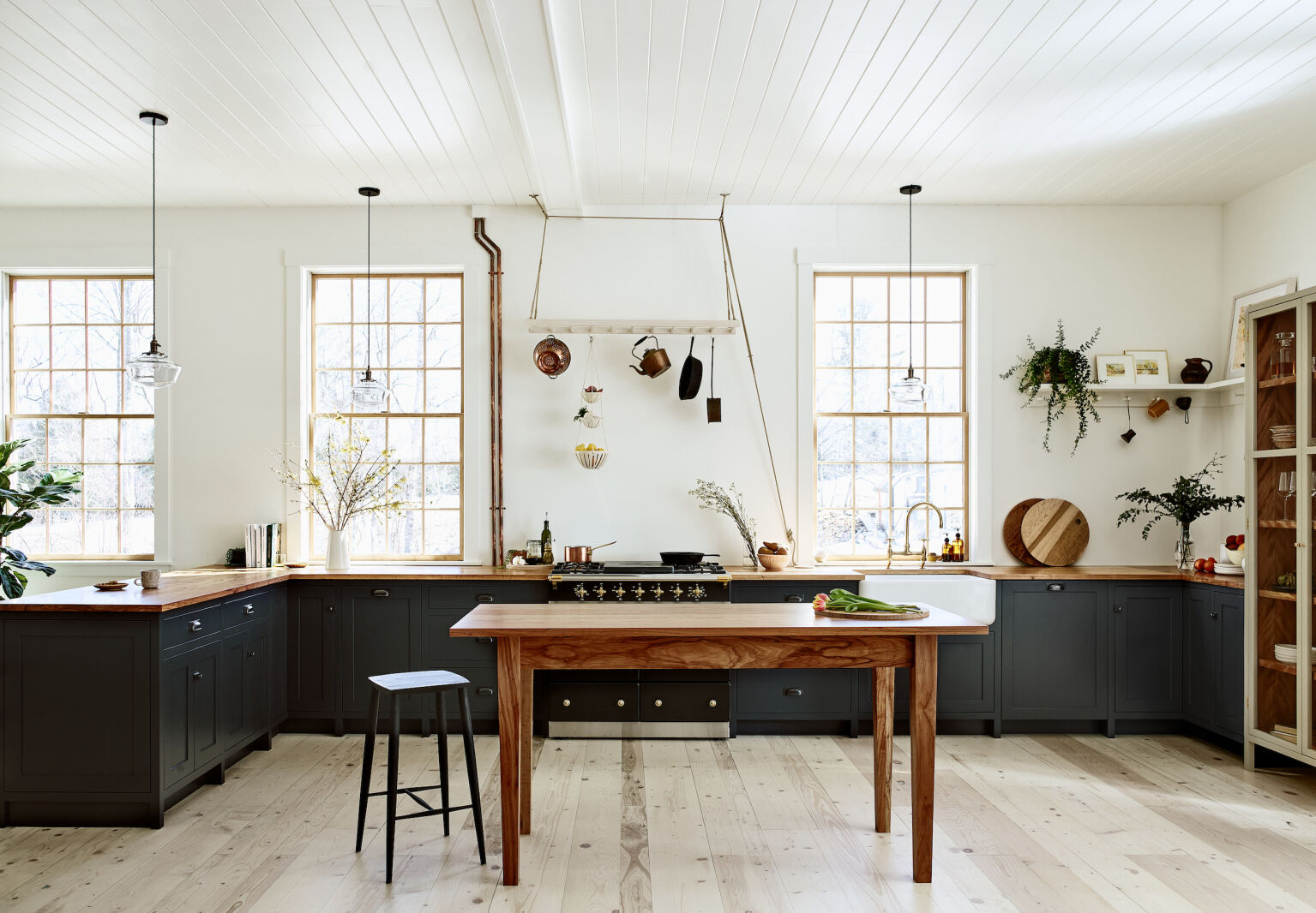 Kitchen of the Week: Rethinking Perfection in a Cabinetmaker's Own Kitchen in Maine