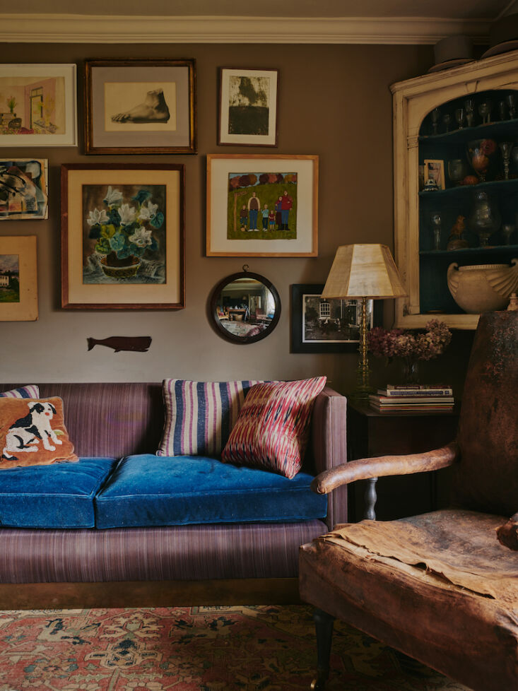 The Joy of Discovery: At Home with British Dealer/Decorator Max Rollitt