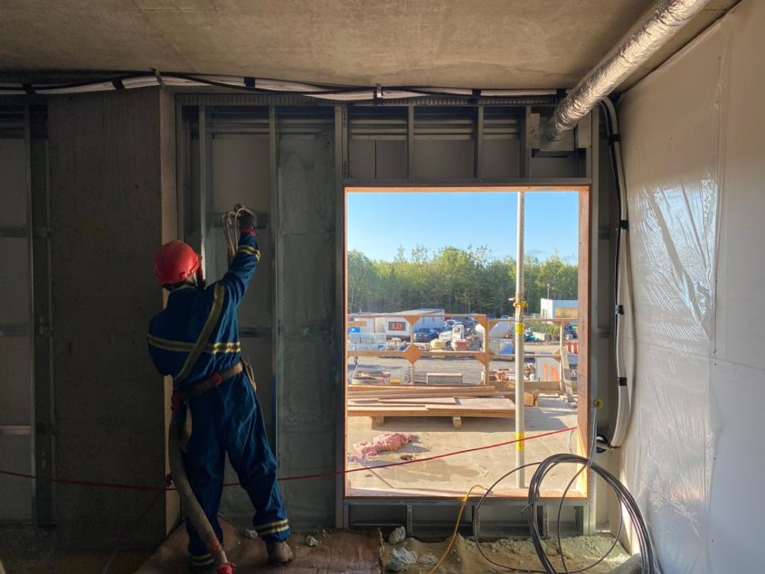 The Spray Foam Industry's Shift That Paved the Way
