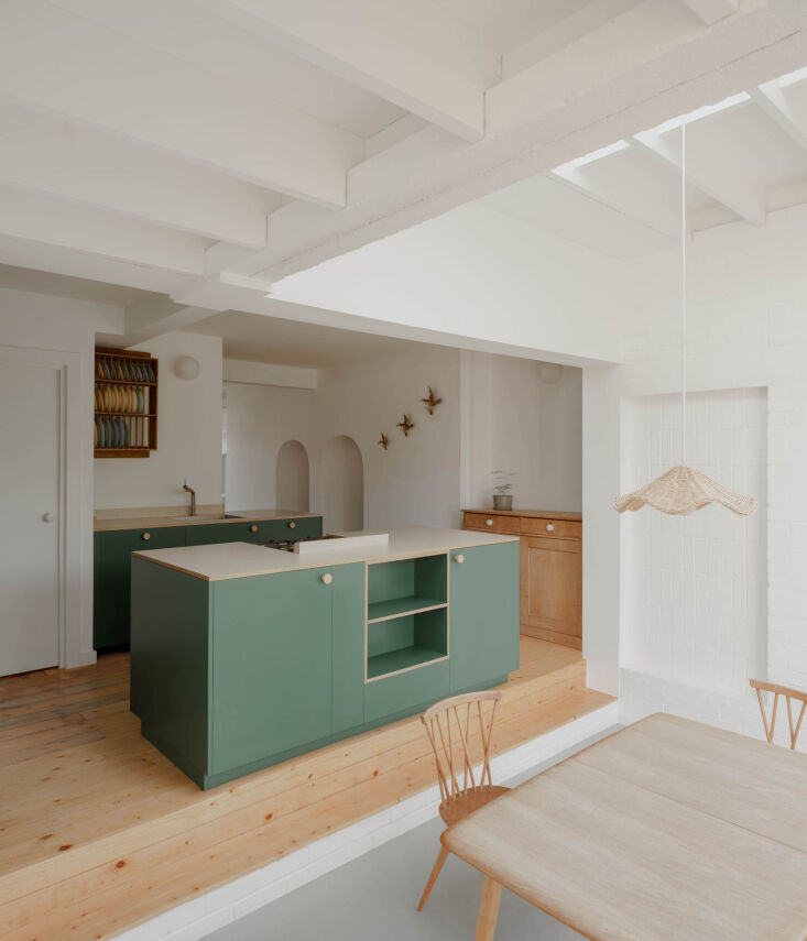Kitchen of the Week: An Ikea Kitchen, Elevated and Upgraded