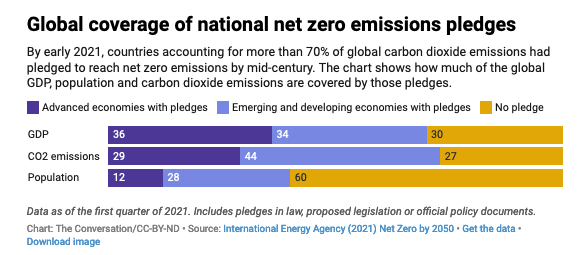 What Corporate Net-Zero Pledges Really Mean